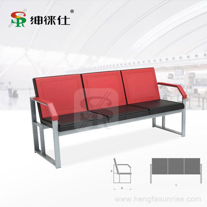 商务办公排椅效果图