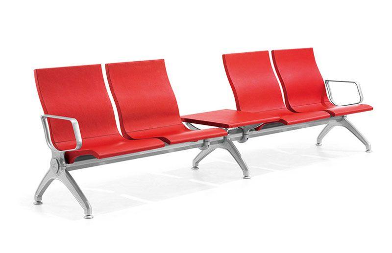 PU-BL高靠背机场椅
