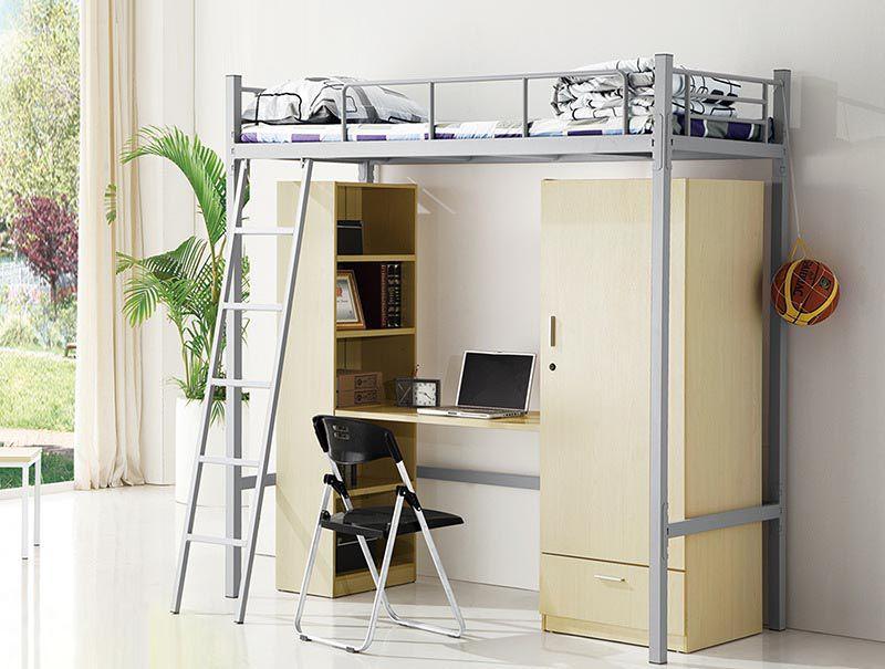 SB-03多功能学生环保高架床