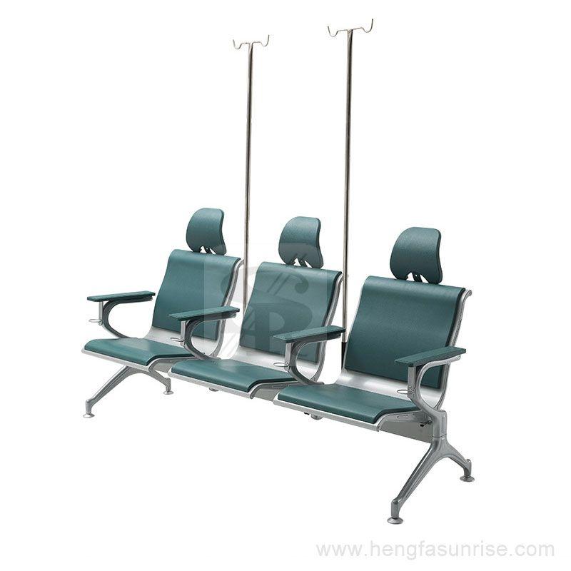 输液等候椅_佛山排椅生产厂家_SY-303B2-1