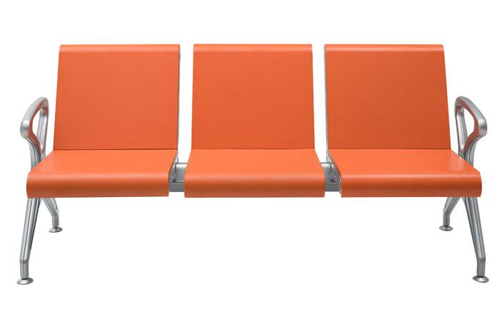 PU机场椅